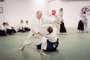 Staż Aikido Egzamin 2 Kyu SOTO 20201017 03