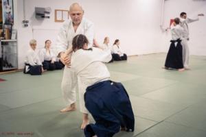 Staż Aikido Egzamin 2 Kyu SOTO 20201017 04