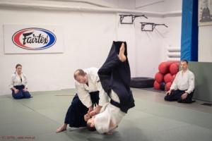 Staż Aikido Egzamin 2 Dan SOTO 20201017 09