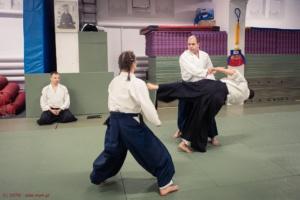 Staż Aikido Egzamin 2 Dan SOTO 20201017 10