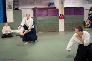Staż Aikido Egzamin 2 Dan SOTO 20201017 11