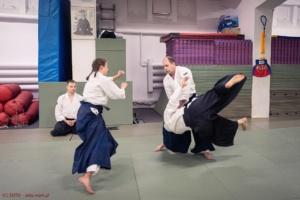 Staż Aikido Egzamin 2 Dan SOTO 20201017 13