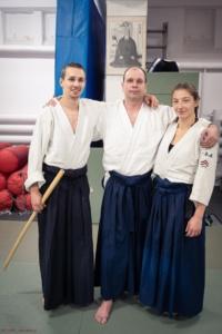 Staż Aikido Egzamin 2 Dan SOTO 20201017 17